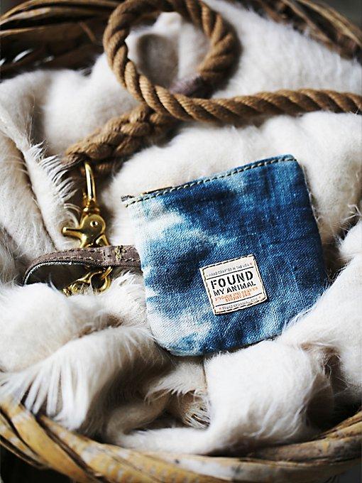 Product Image: 靛蓝色褪色收纳袋