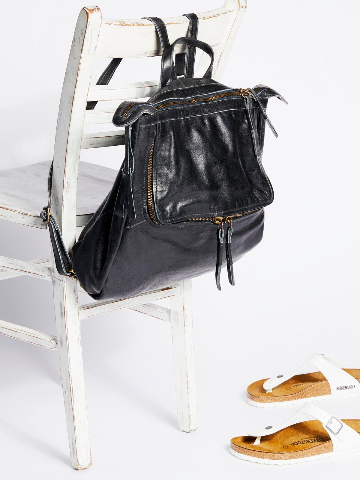 Loved Leather Messenger