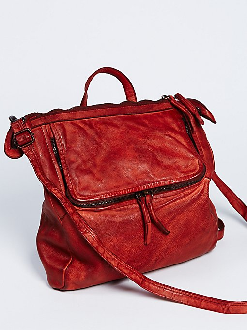 Product Image: Loved Leather Messenger