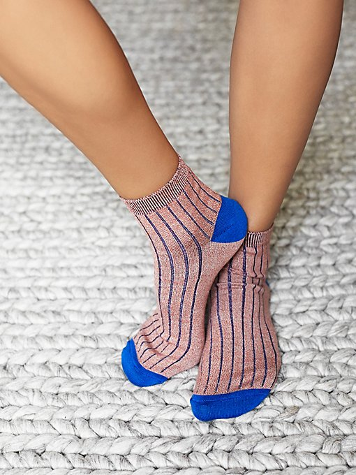 Product Image: Sloane Rib Anklet