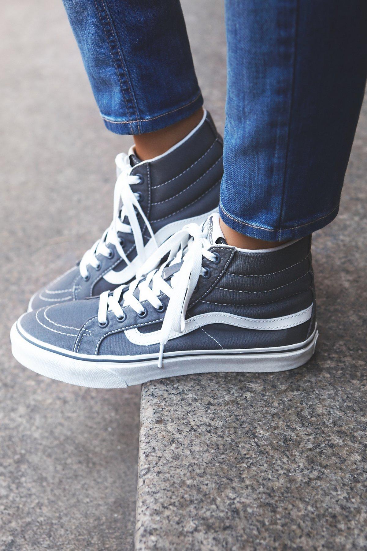 Sk8-Hi Top Sneaker