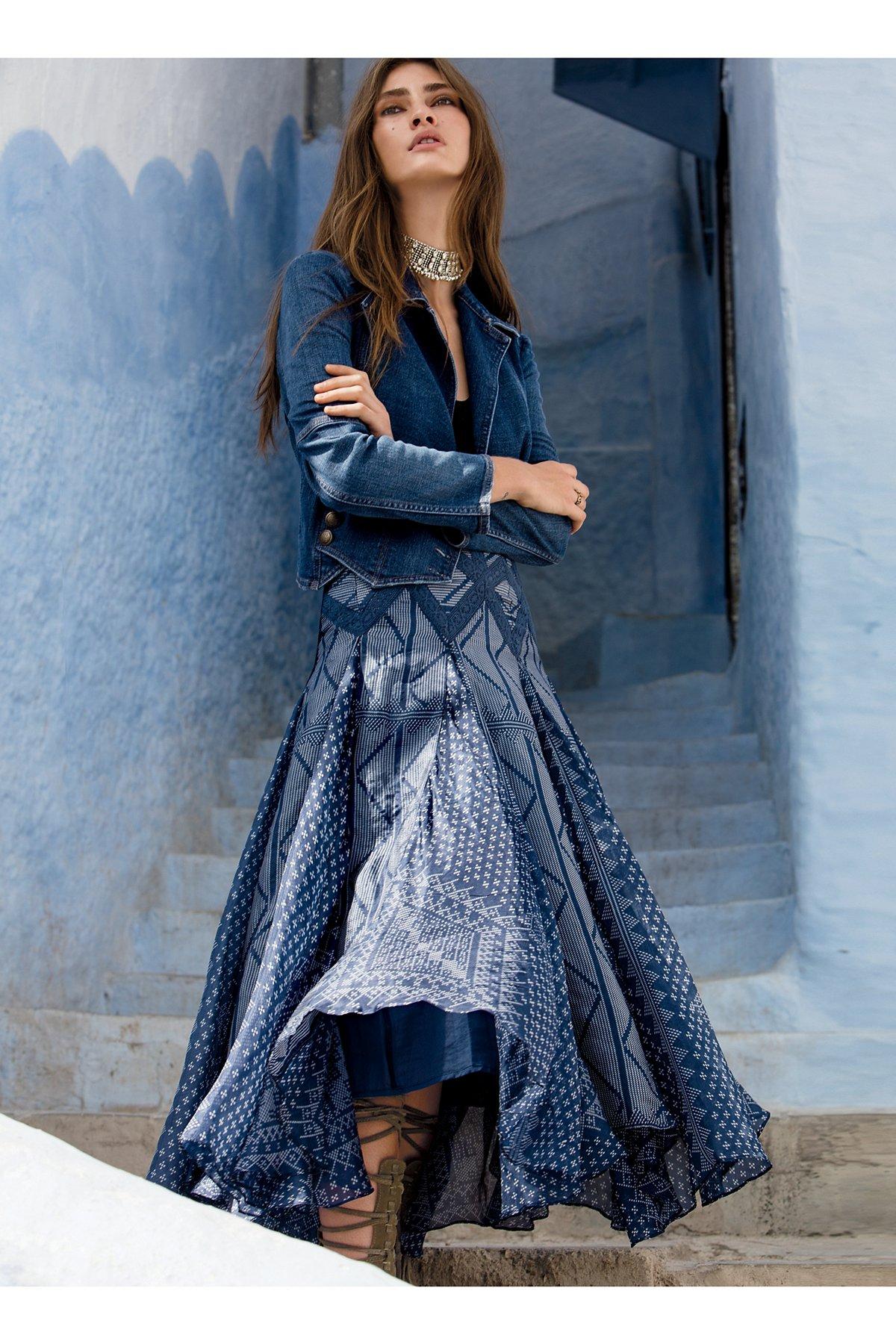 Kharum Scarf Skirt