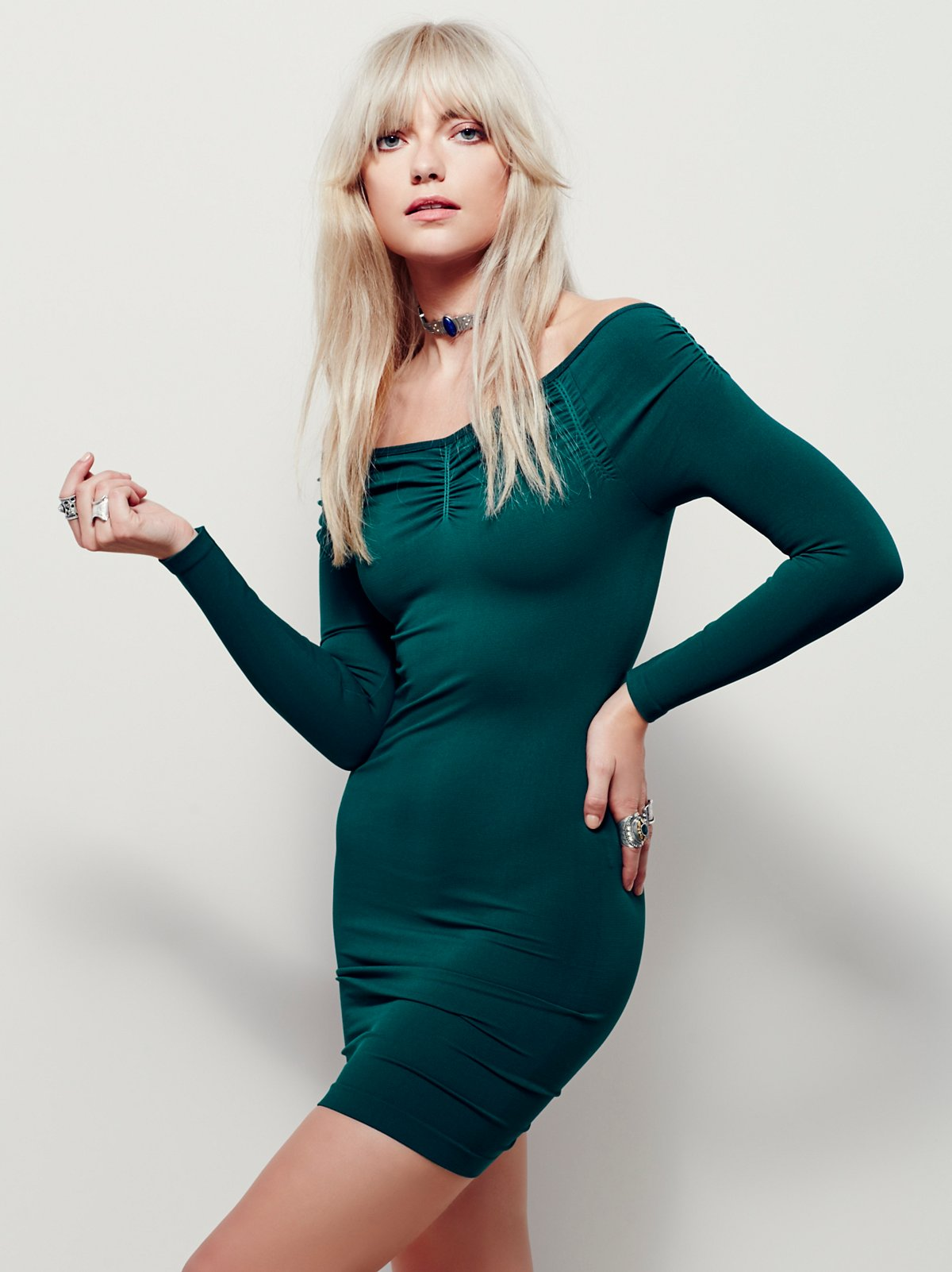 Shimmy Seamless Bodycon
