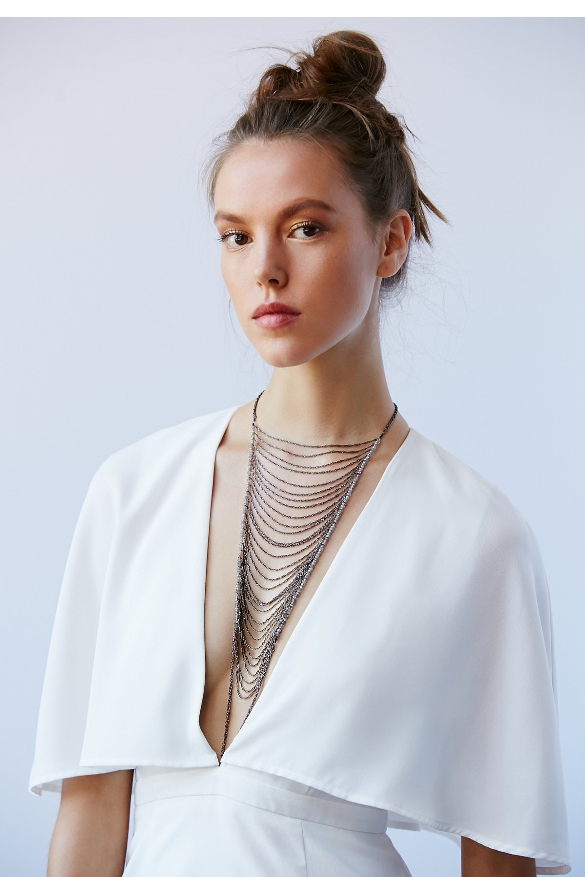 Free Falls Chain Necklace