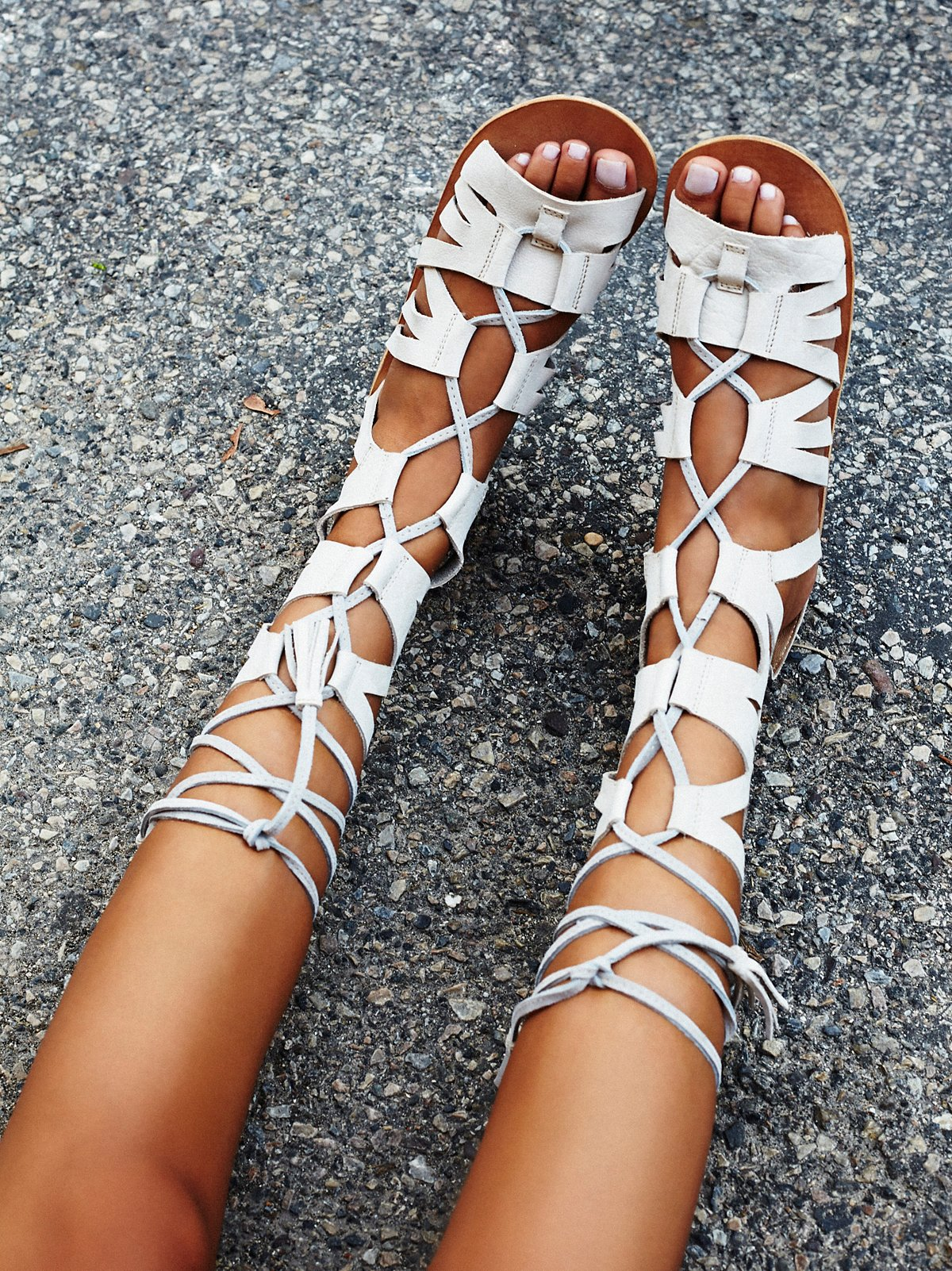 Mesa Verde罗马凉鞋