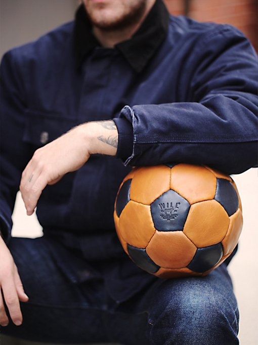 Product Image: Leather Soccer Ball