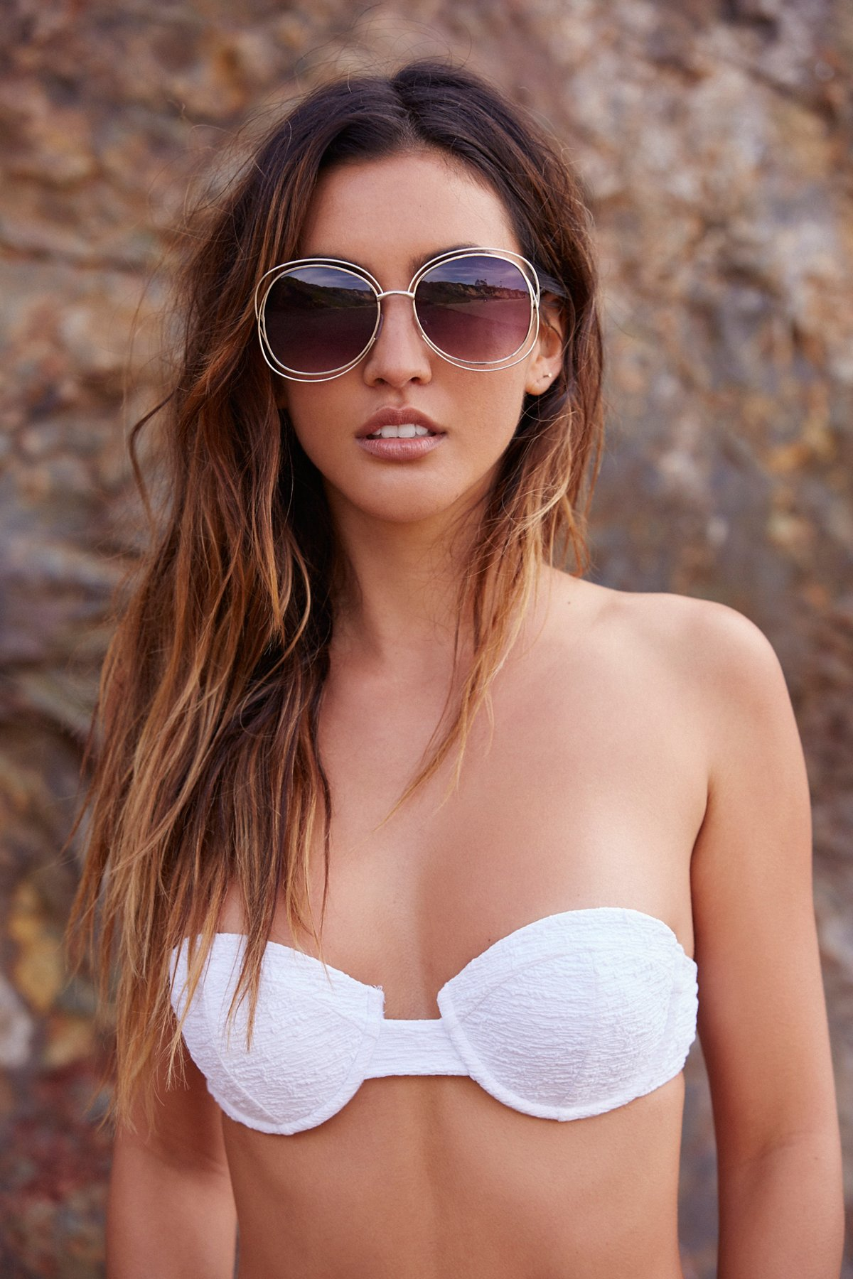 Monet Bikini Top