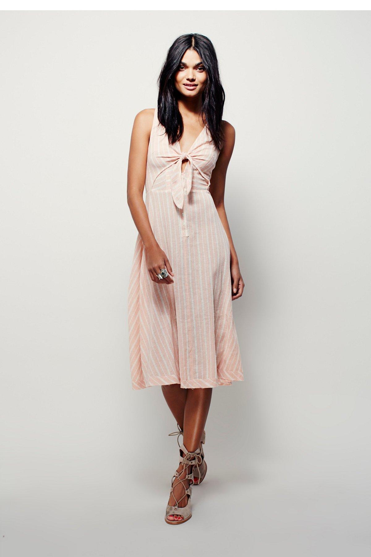 Stripe Me Woo Wee Dress