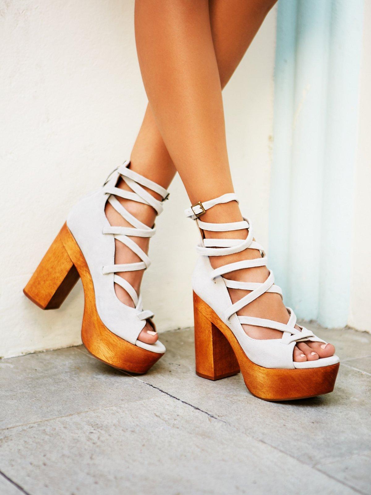 Bella Platform Sandal