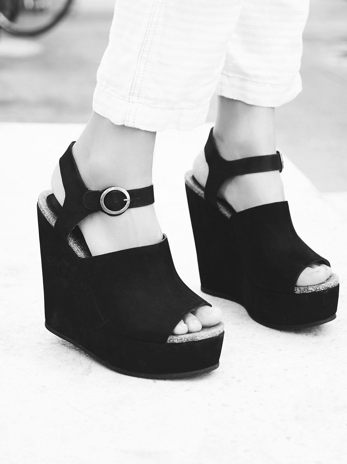 Sugarhigh Platform Wedge