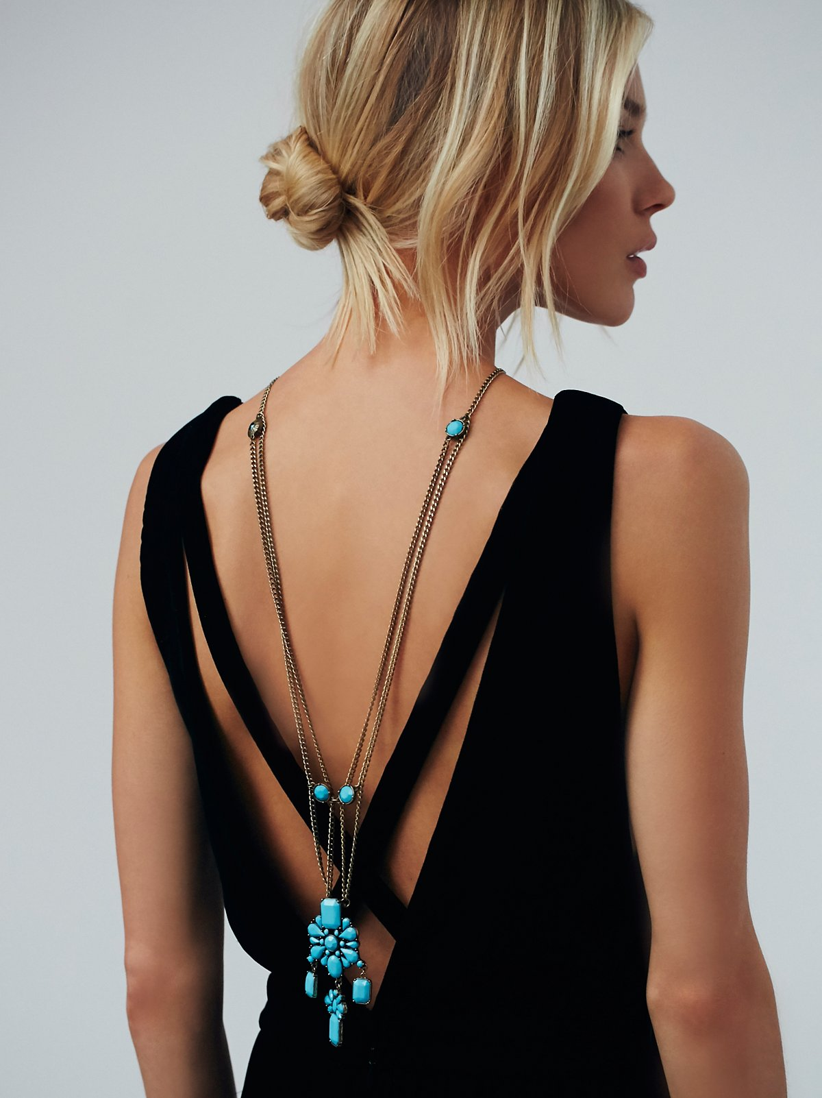 Front To Back Necklace