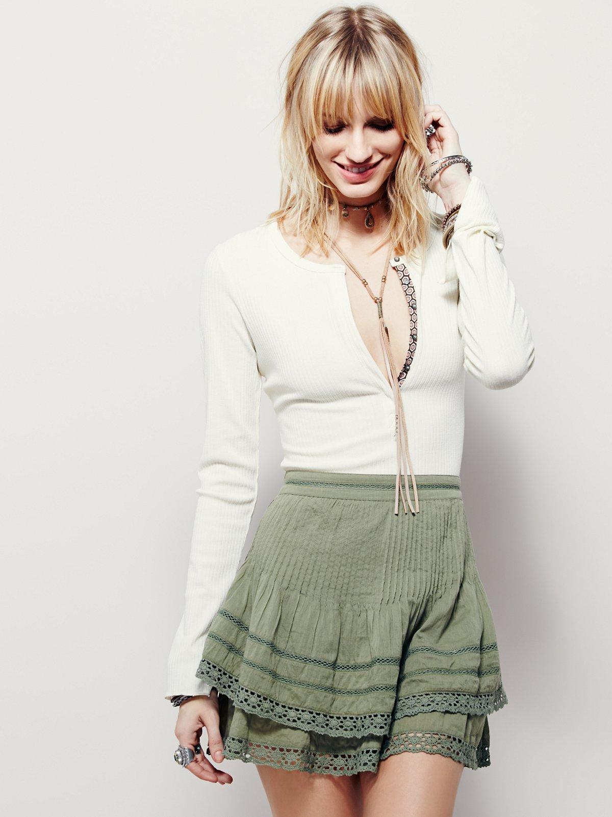 Summer Nights Mini Skirt