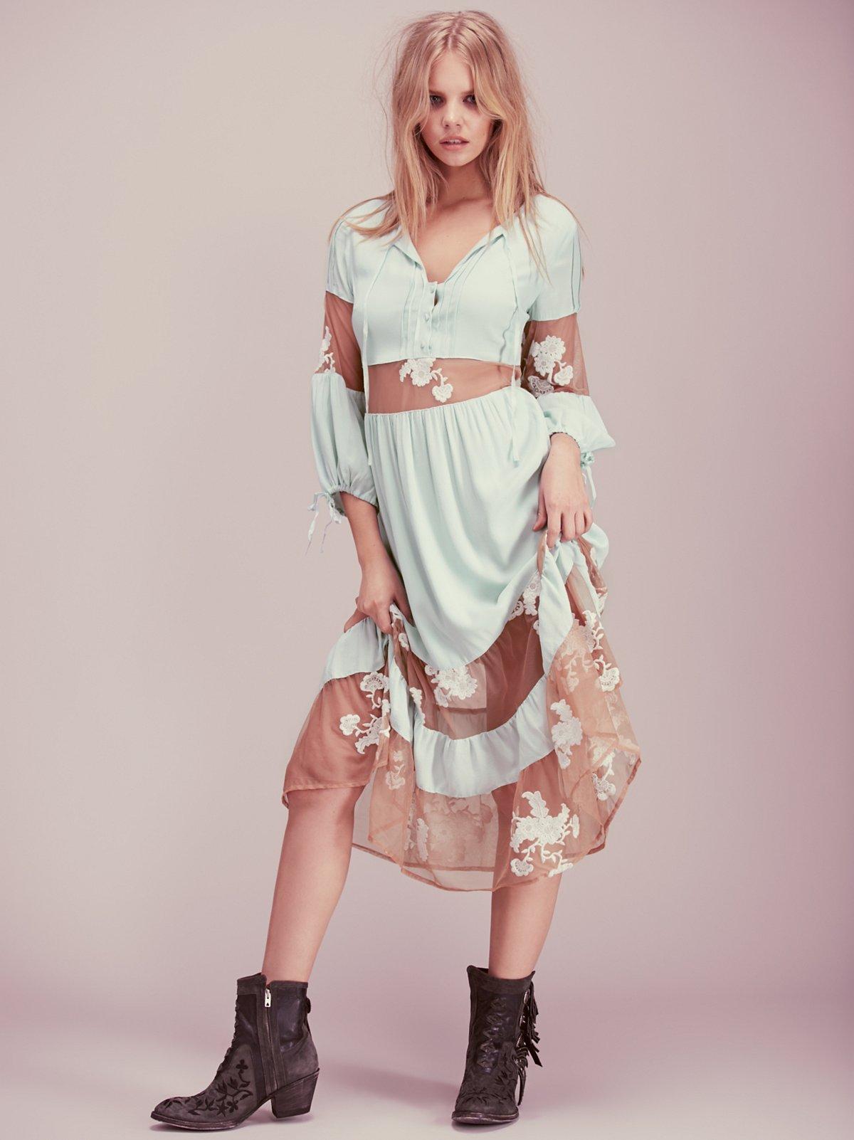 Eva Midi Dress