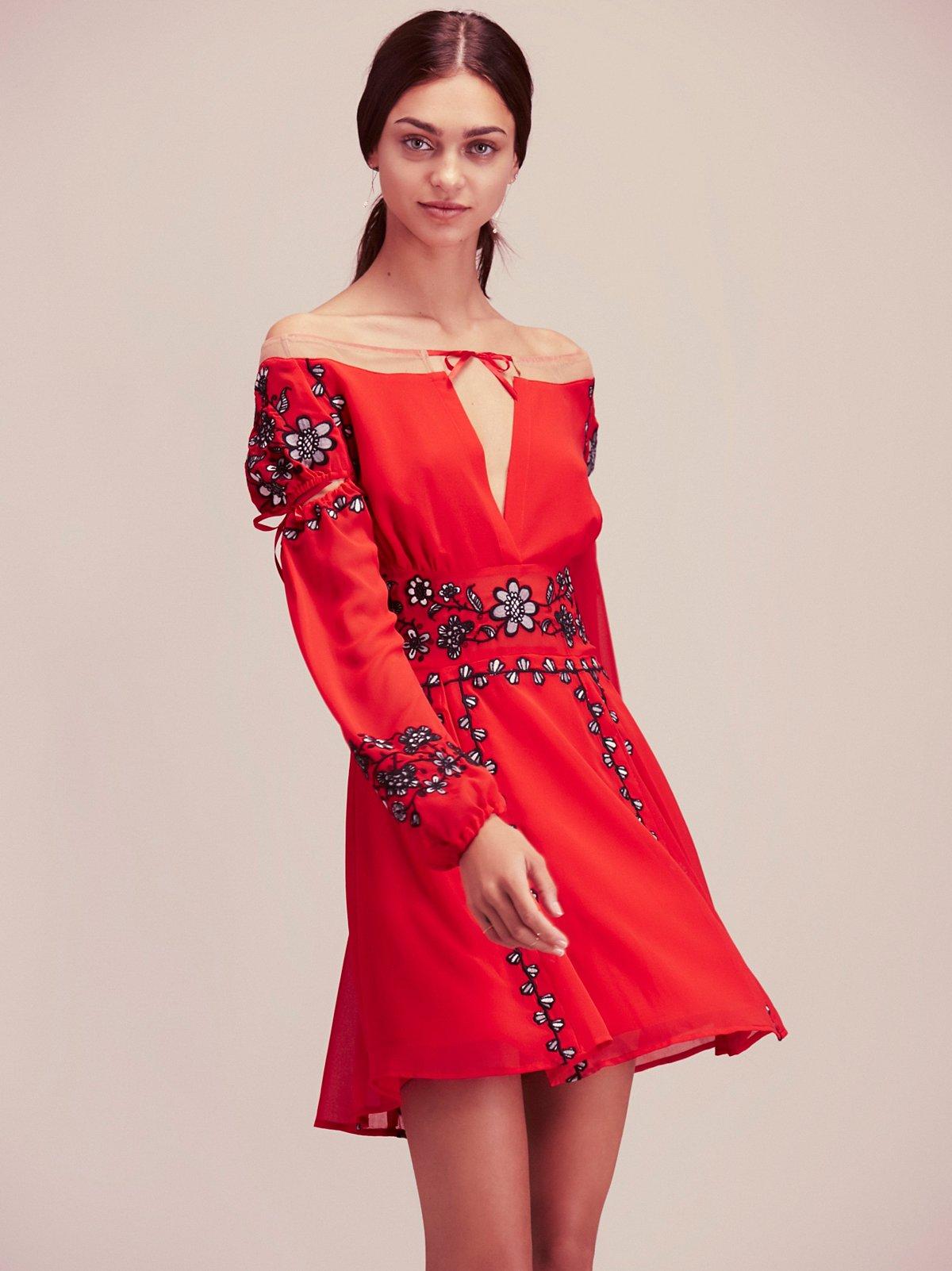 Niccola Mini Dress