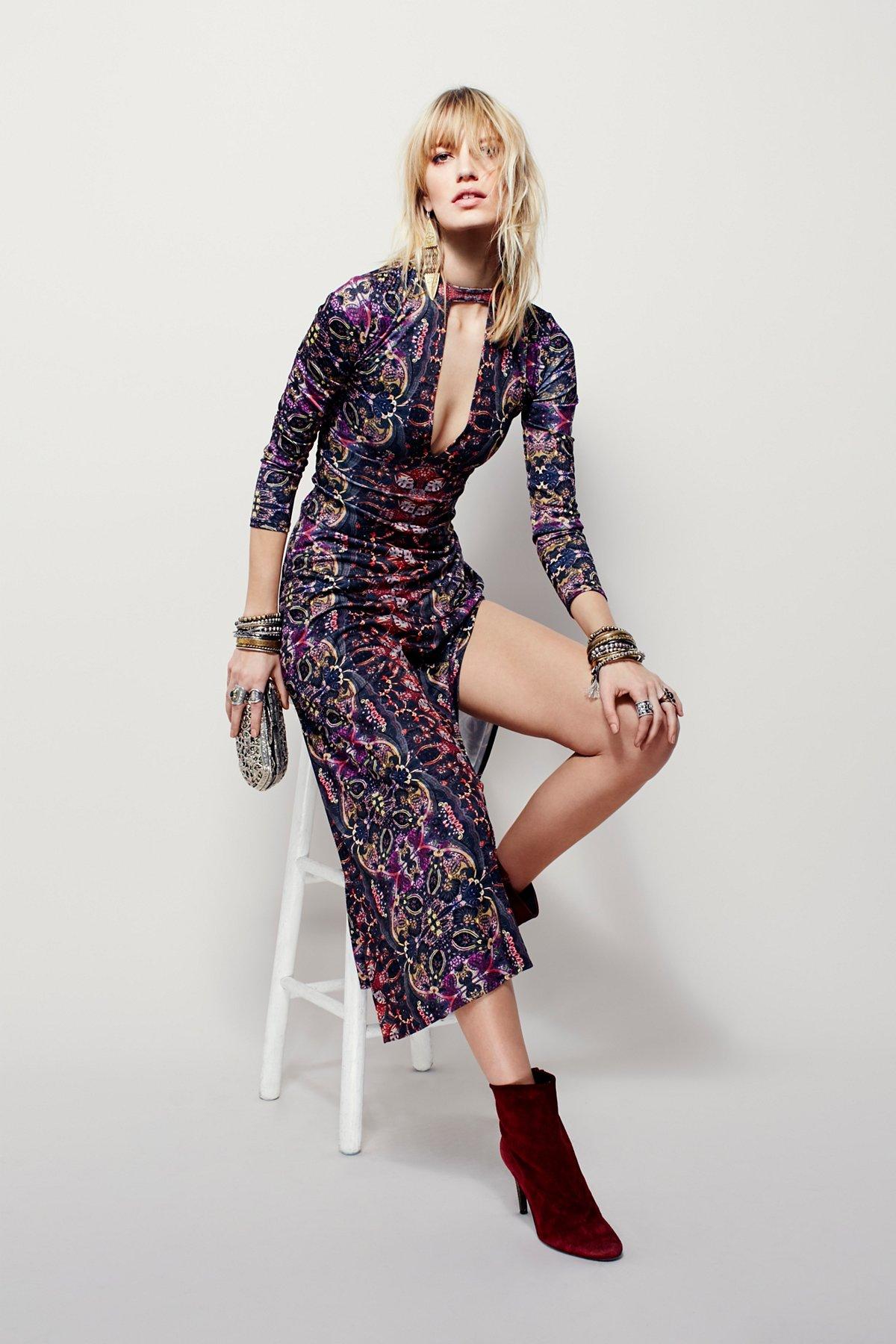 Cabaret连衣长裙