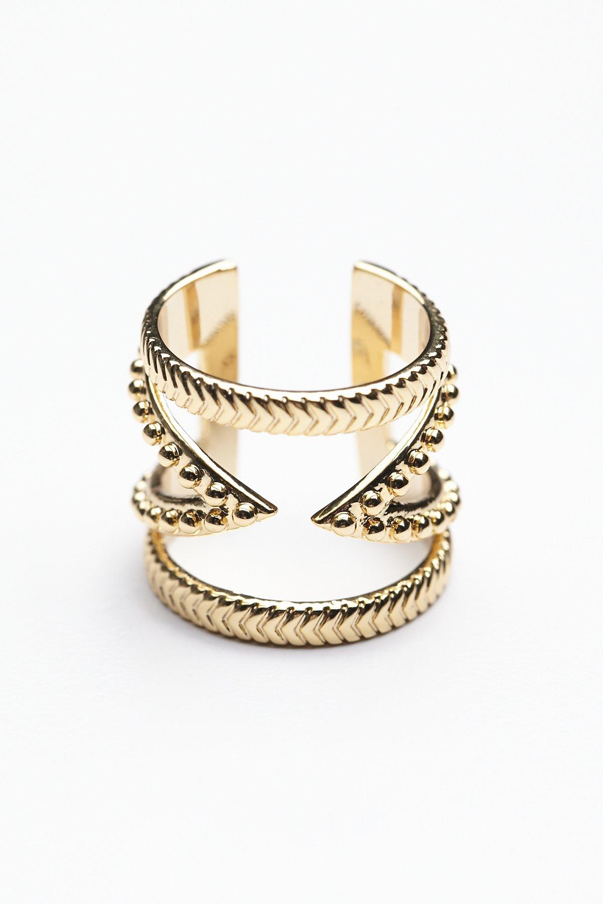 Casba镂空戒指