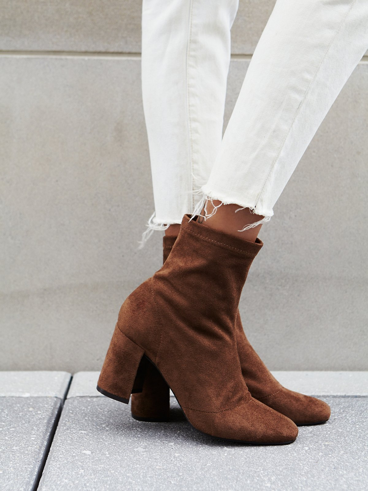 World Tour Ankle Boot