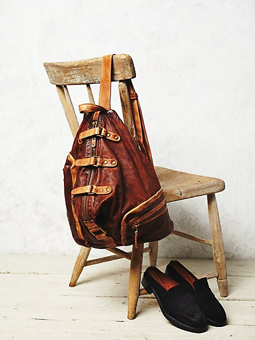 Product Image: Beaufort Distressed Backpack