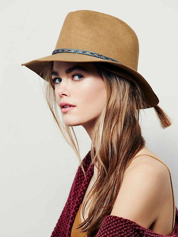 Cavalo Tassel Band Hat