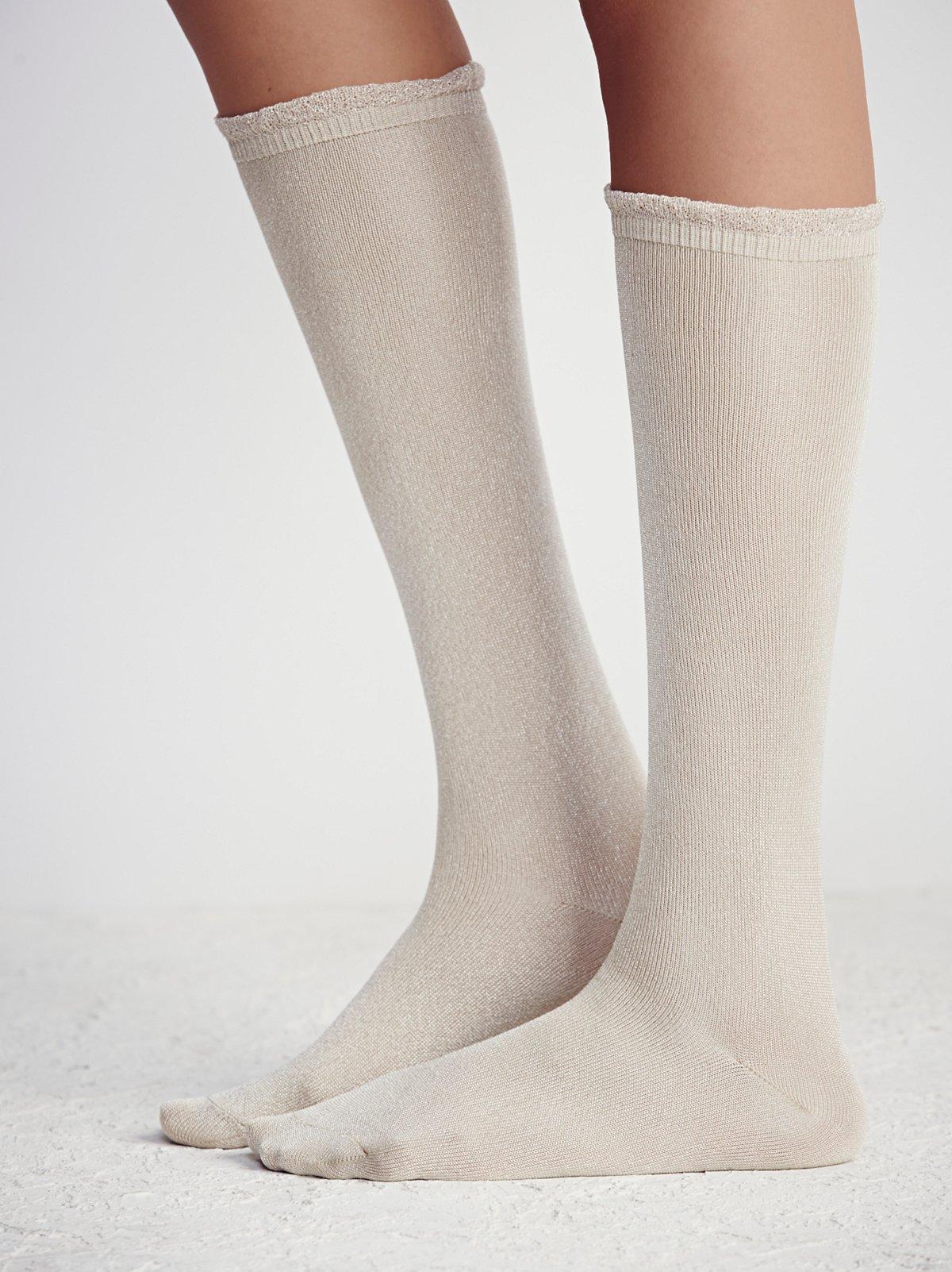 Star Crossed及膝袜