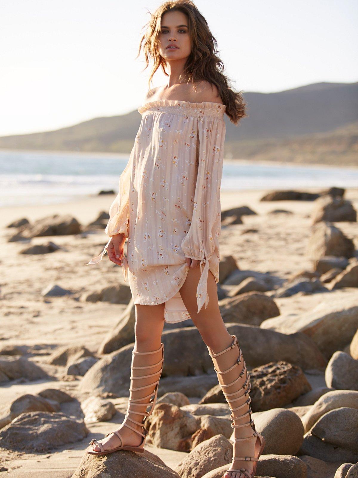 Lily Printed Dress