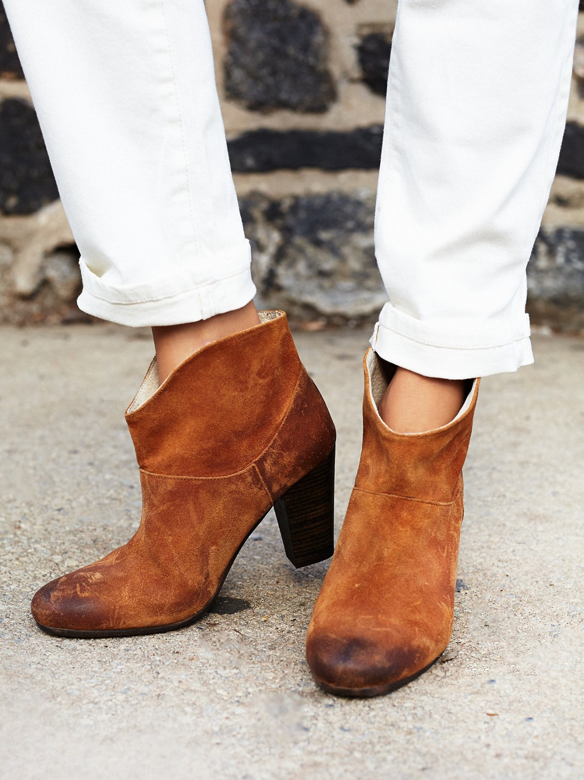 Westmont高跟靴