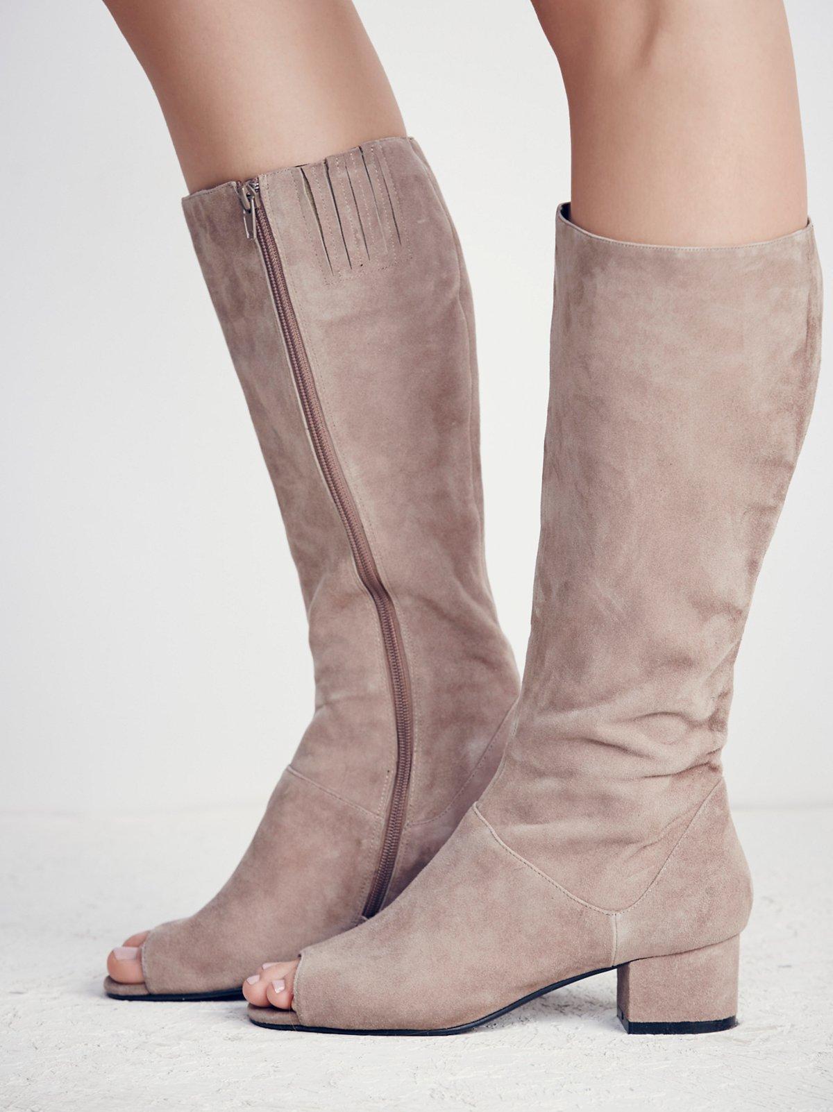 Studio Mod高跟及膝长靴