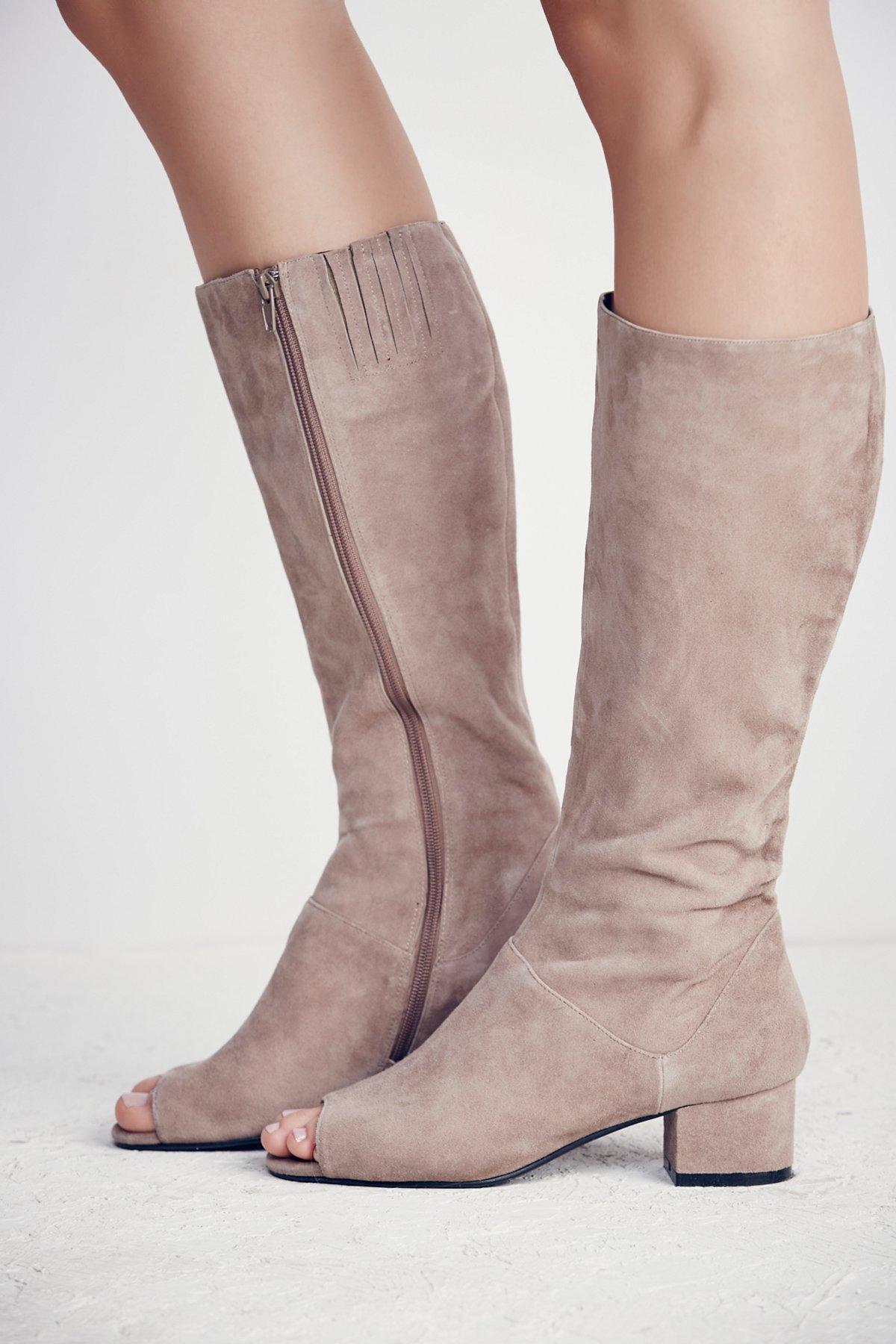 Studio Mod Heeled Knee Boot