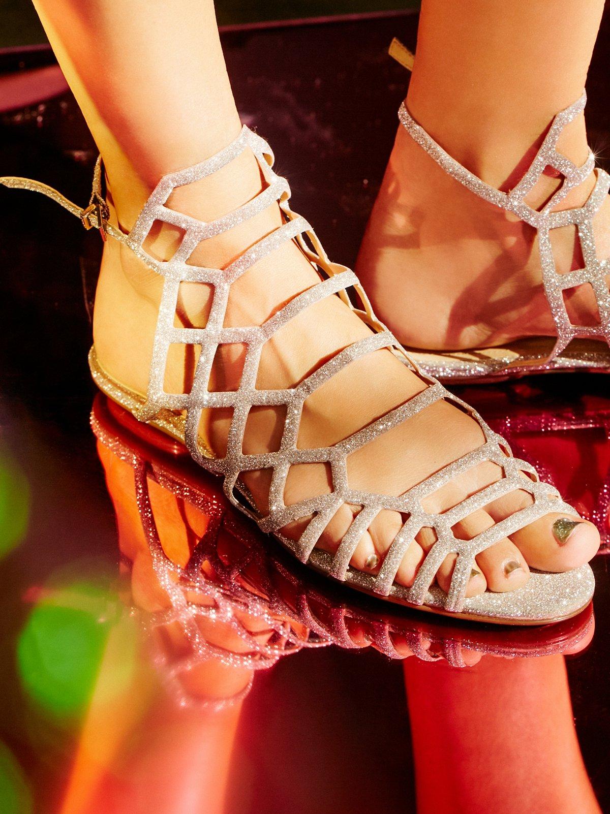 Cosmopolitan Sandal