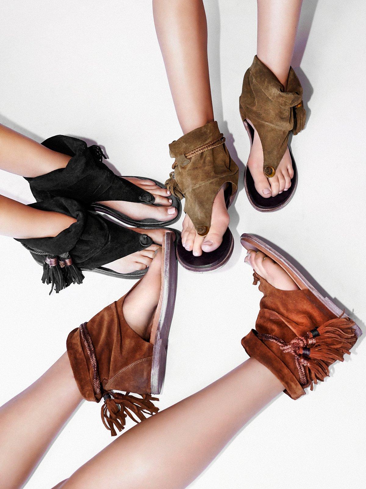 Marlo凉鞋靴