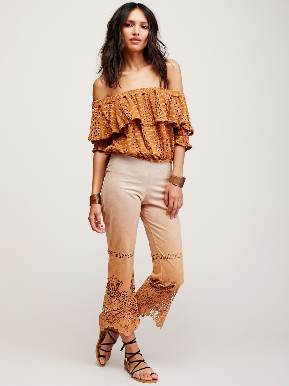 Beyond Love Cutout Pant