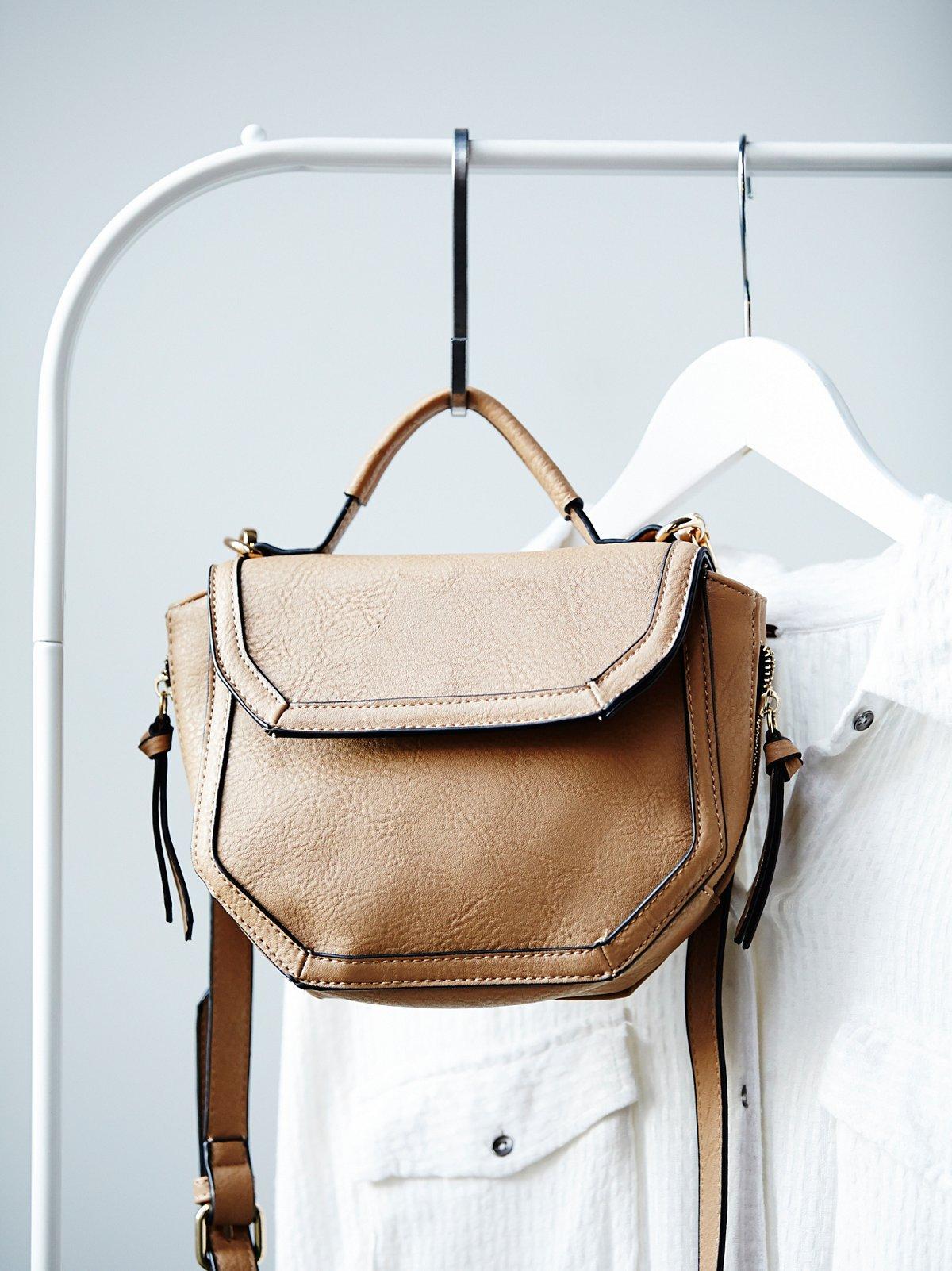 Zia Vegan Saddle Bag
