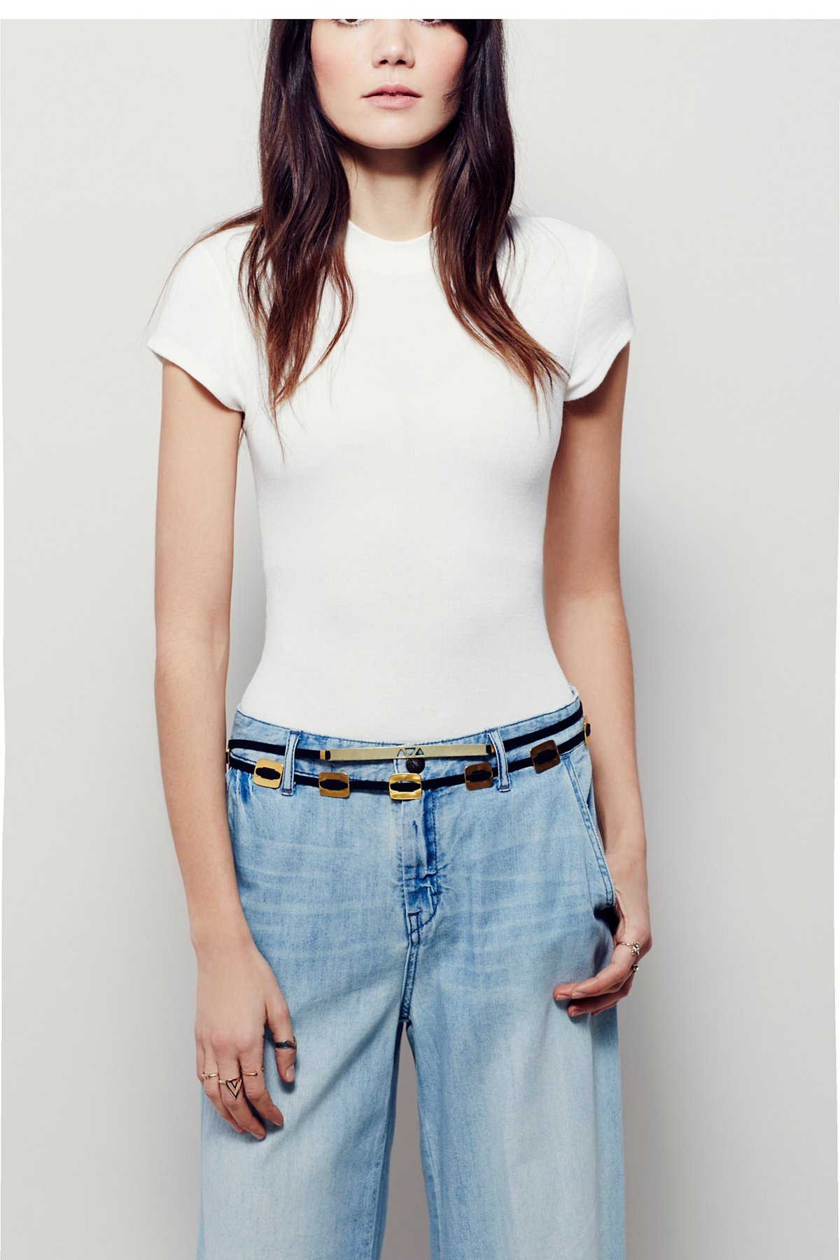 Lilah Stacked Belt