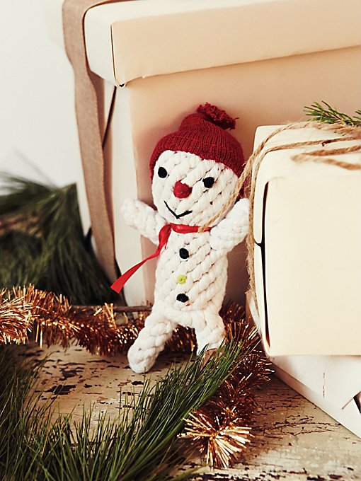 Product Image: Scott the Snowman Dog Toy