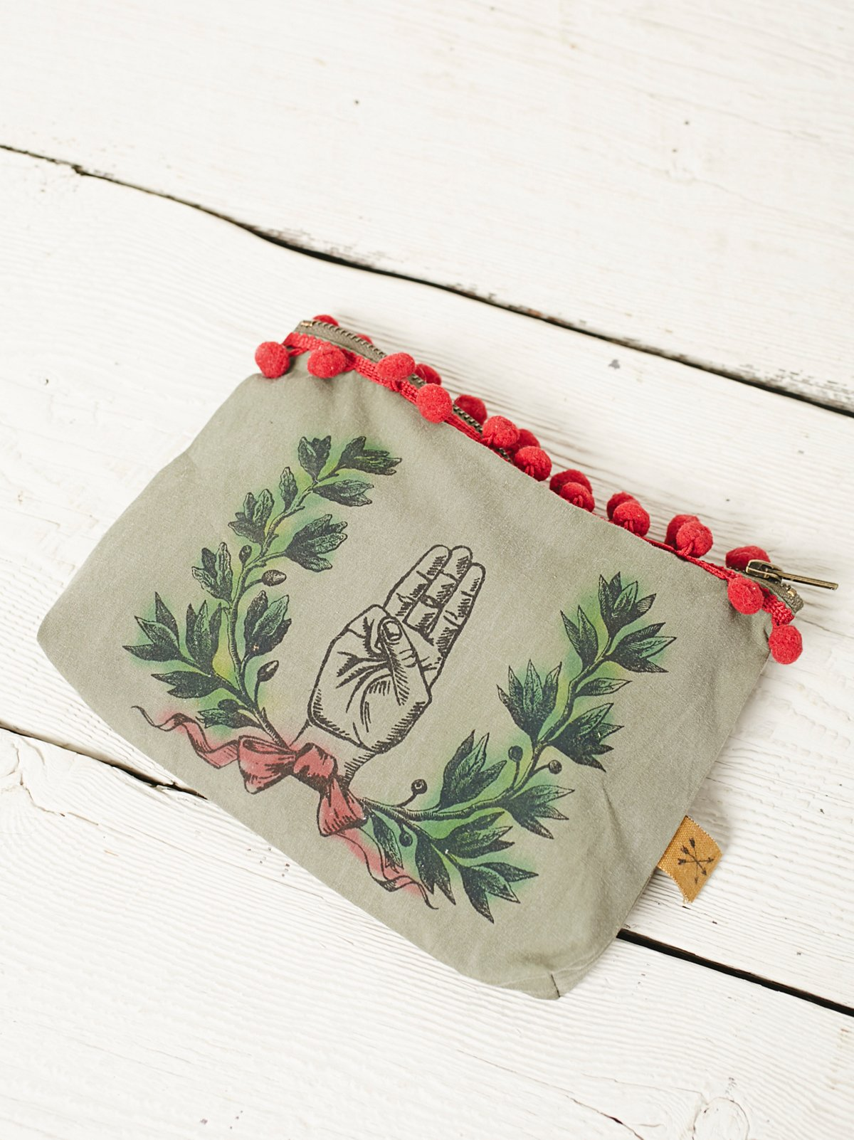All Souls Mercantile Toiletry Bag