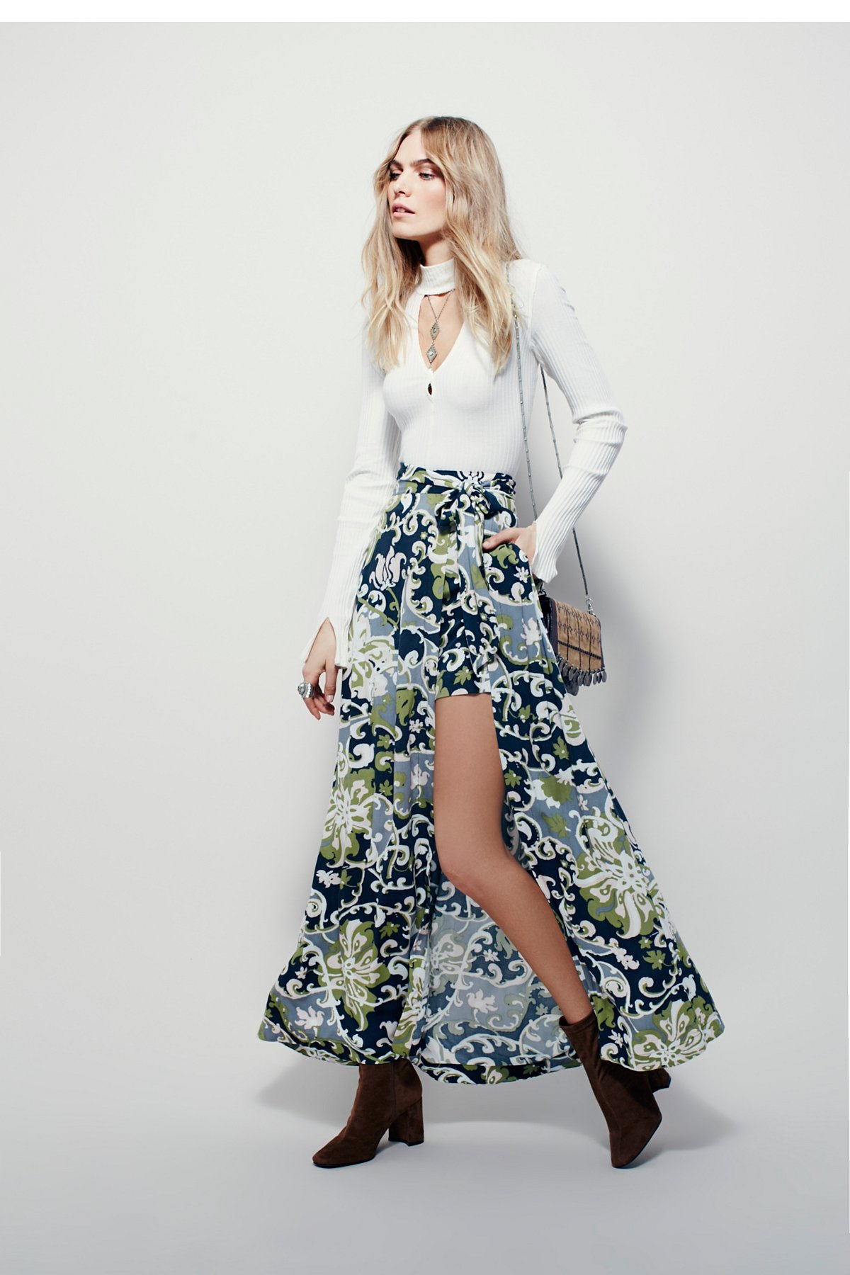 Young Thing Maxi Skirt