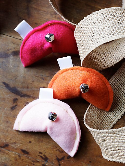 Product Image: Fortune Cookie Cat Toy