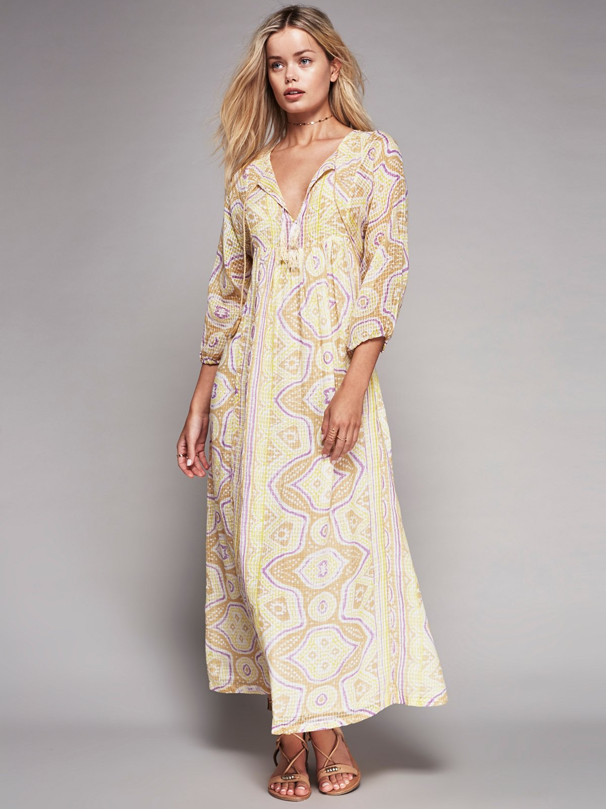 Jagga Long Dress