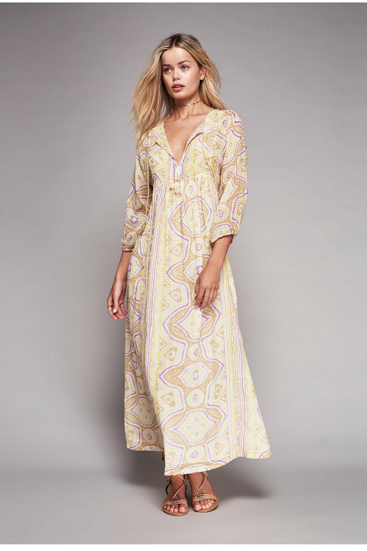 Jagga Long Dress