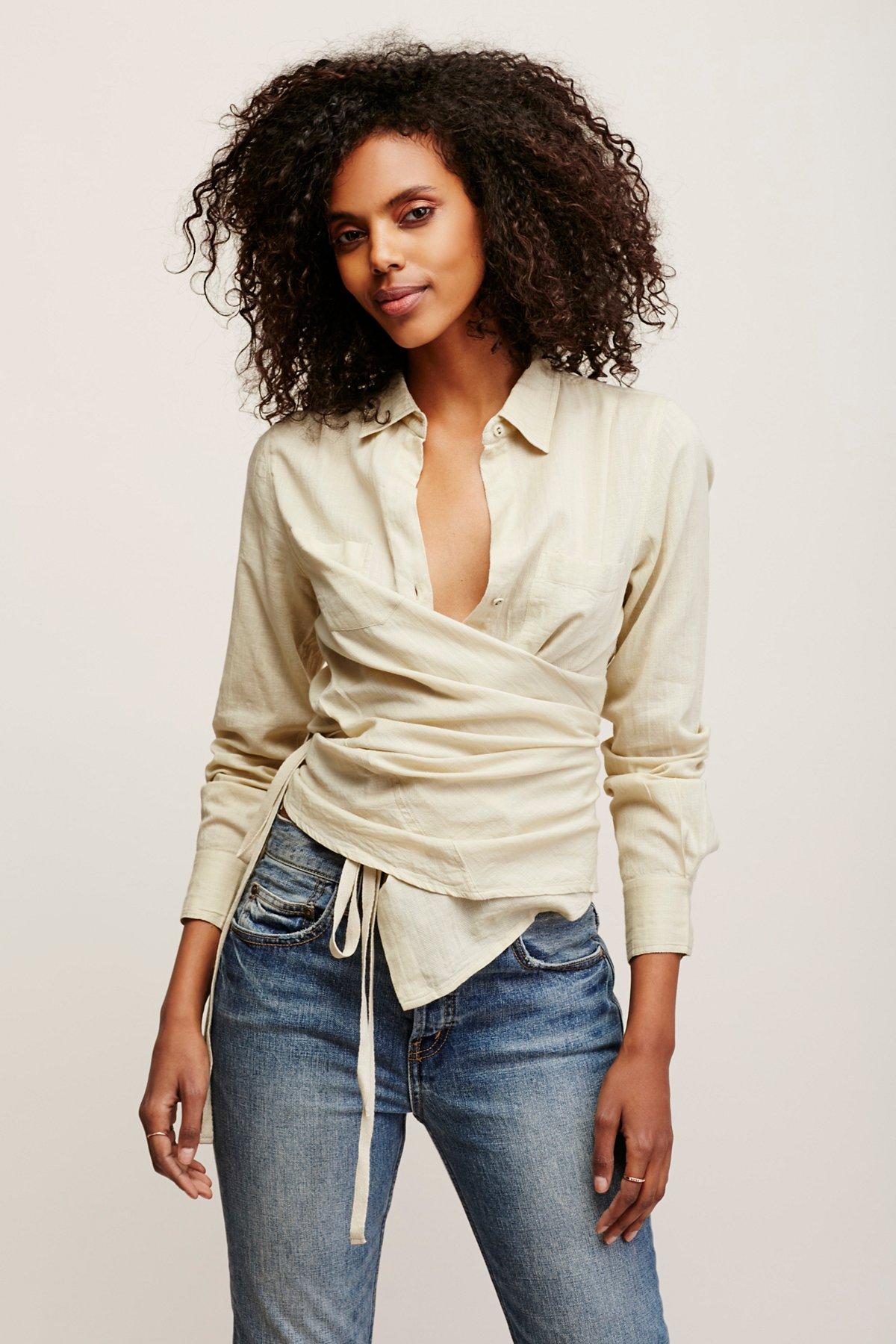 Roux衬衫