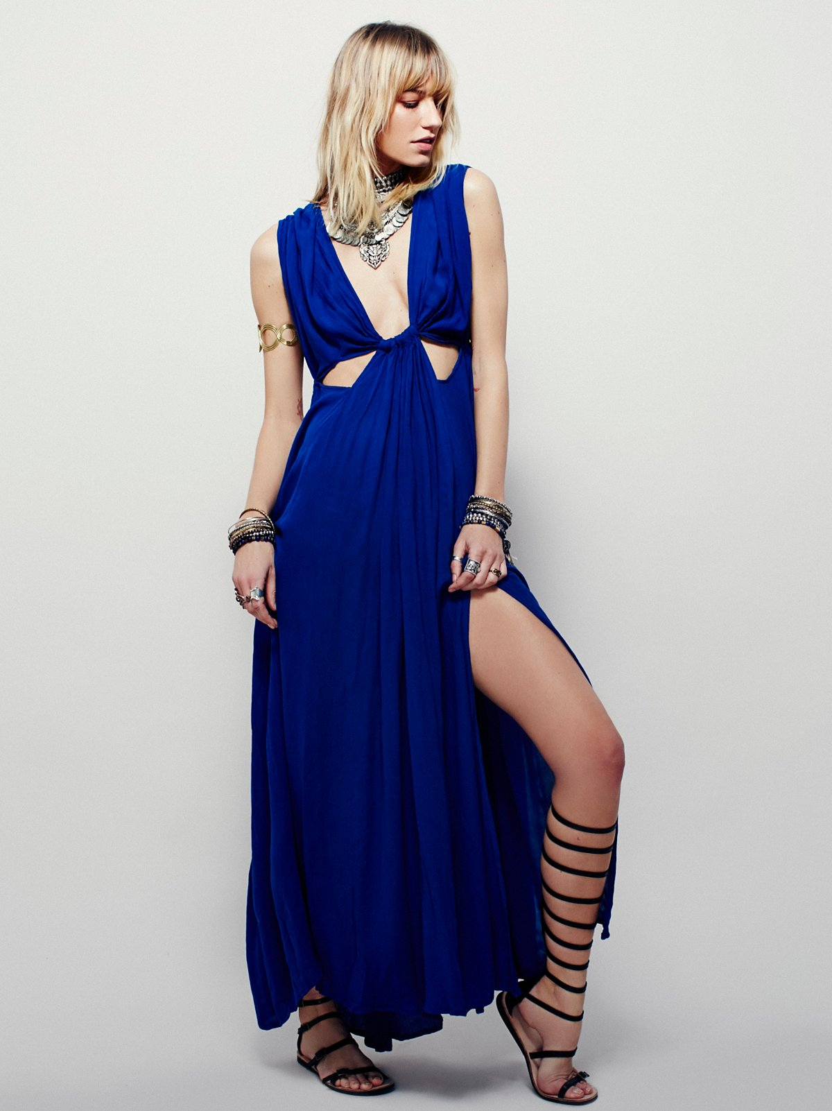 Got My Eyes on You Maxi Dress