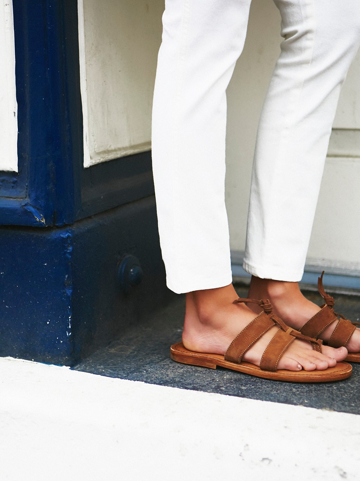 Lima Slip on Sandal