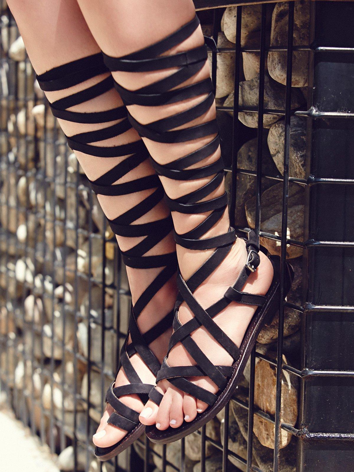Santa Fe Gladiator Sandal