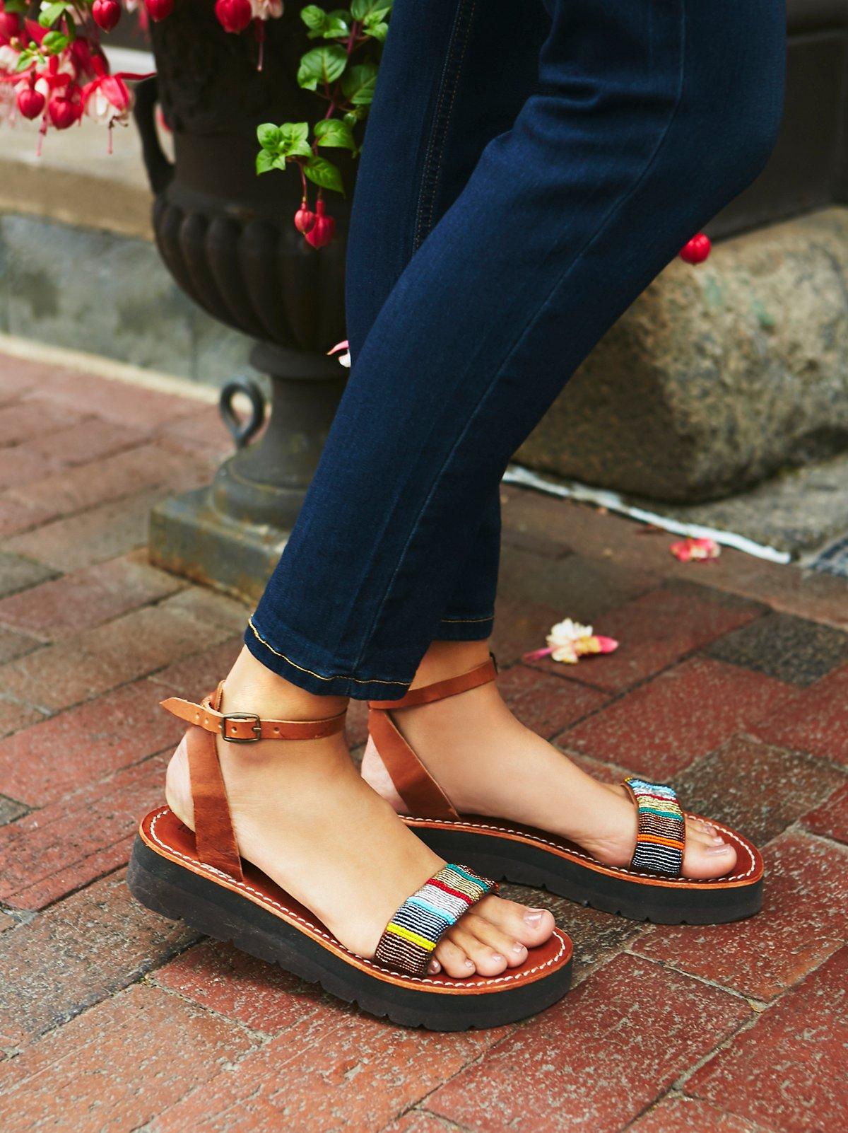 Rayna Platform Sandal