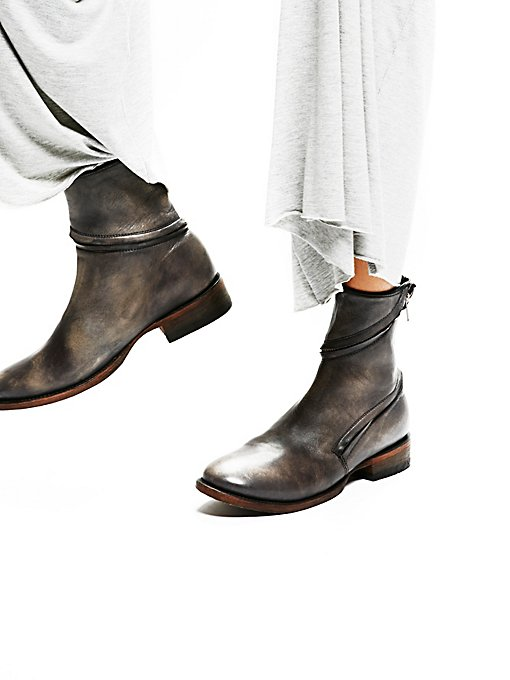 Product Image: Essential Zipper Ankle Boot