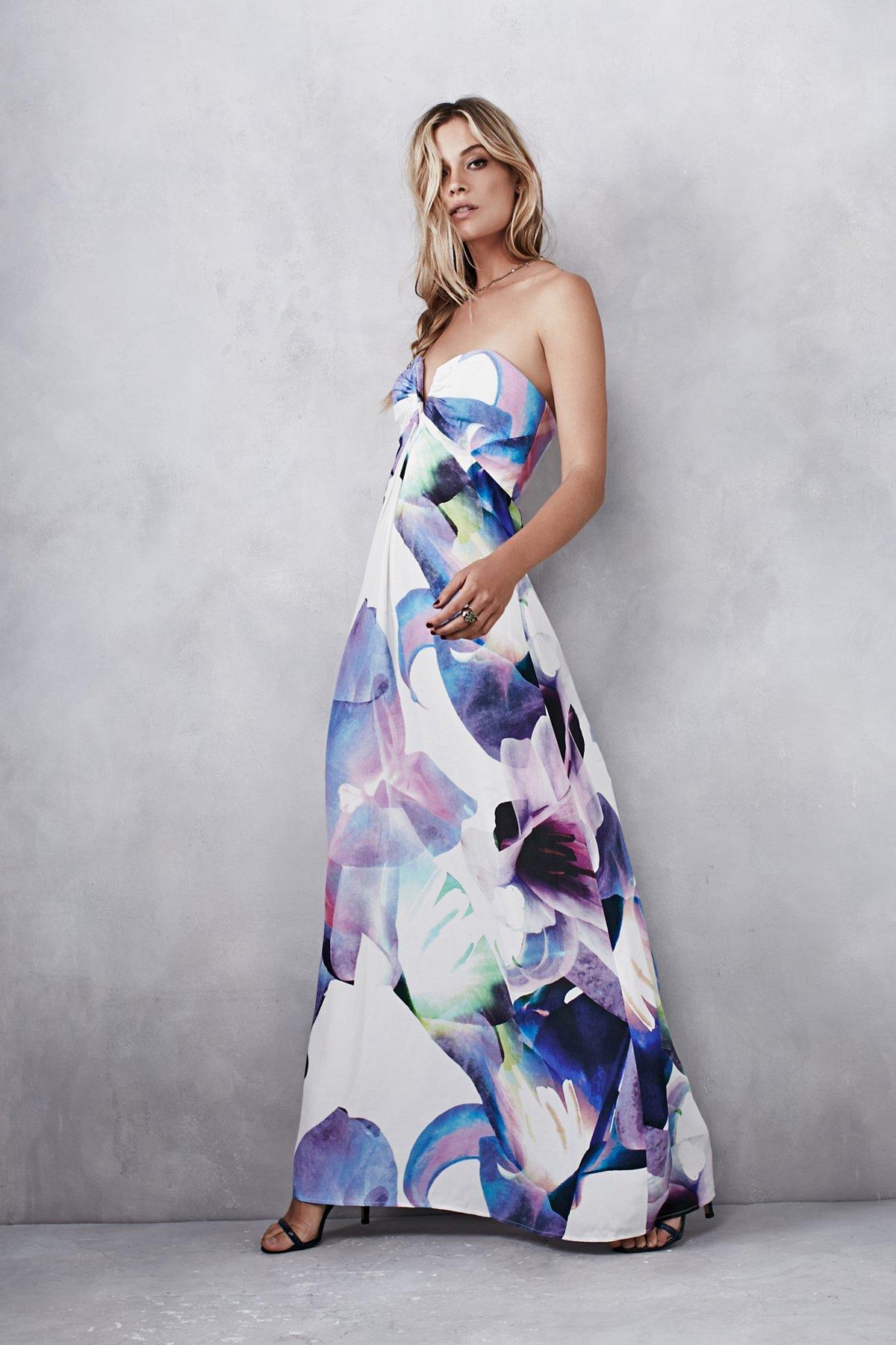 Calyx Maxi Dress