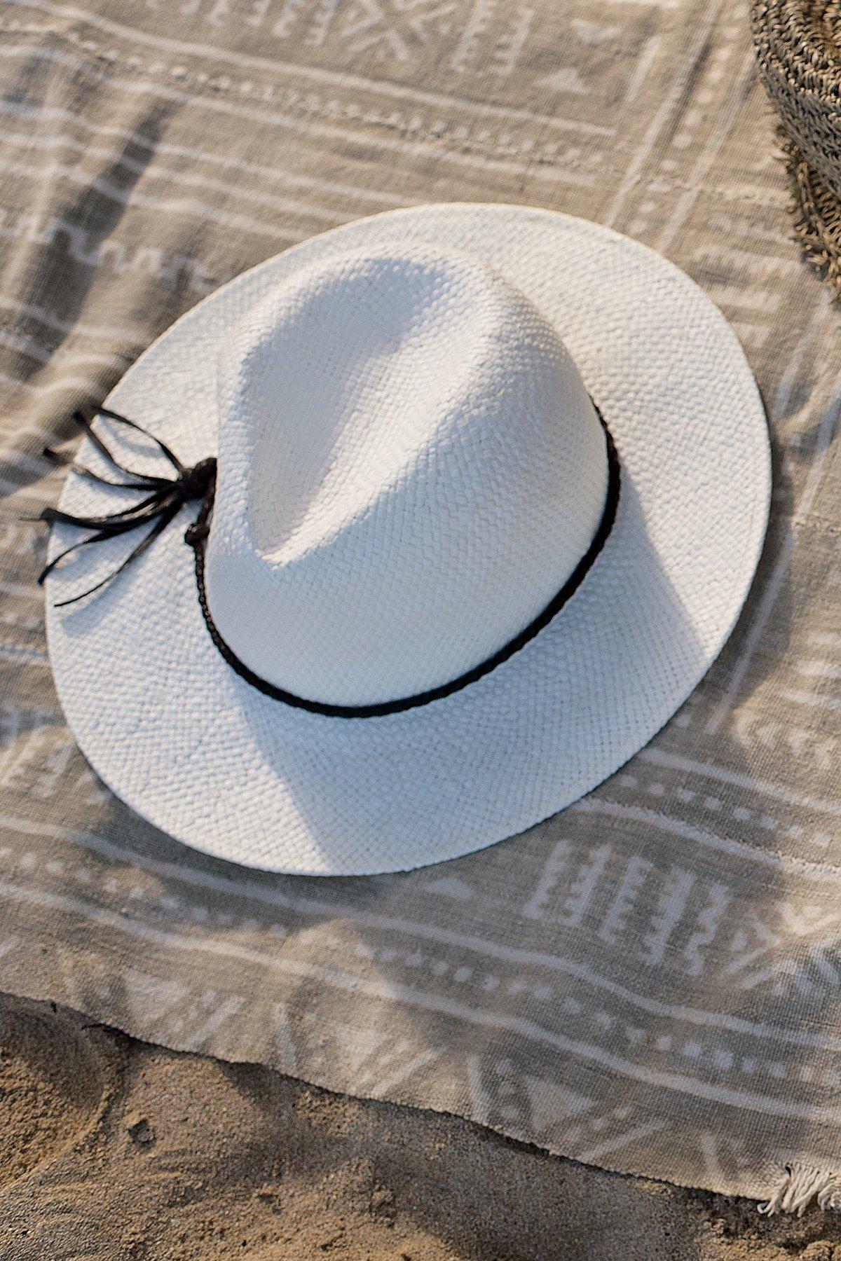 Carmel Straw Hat