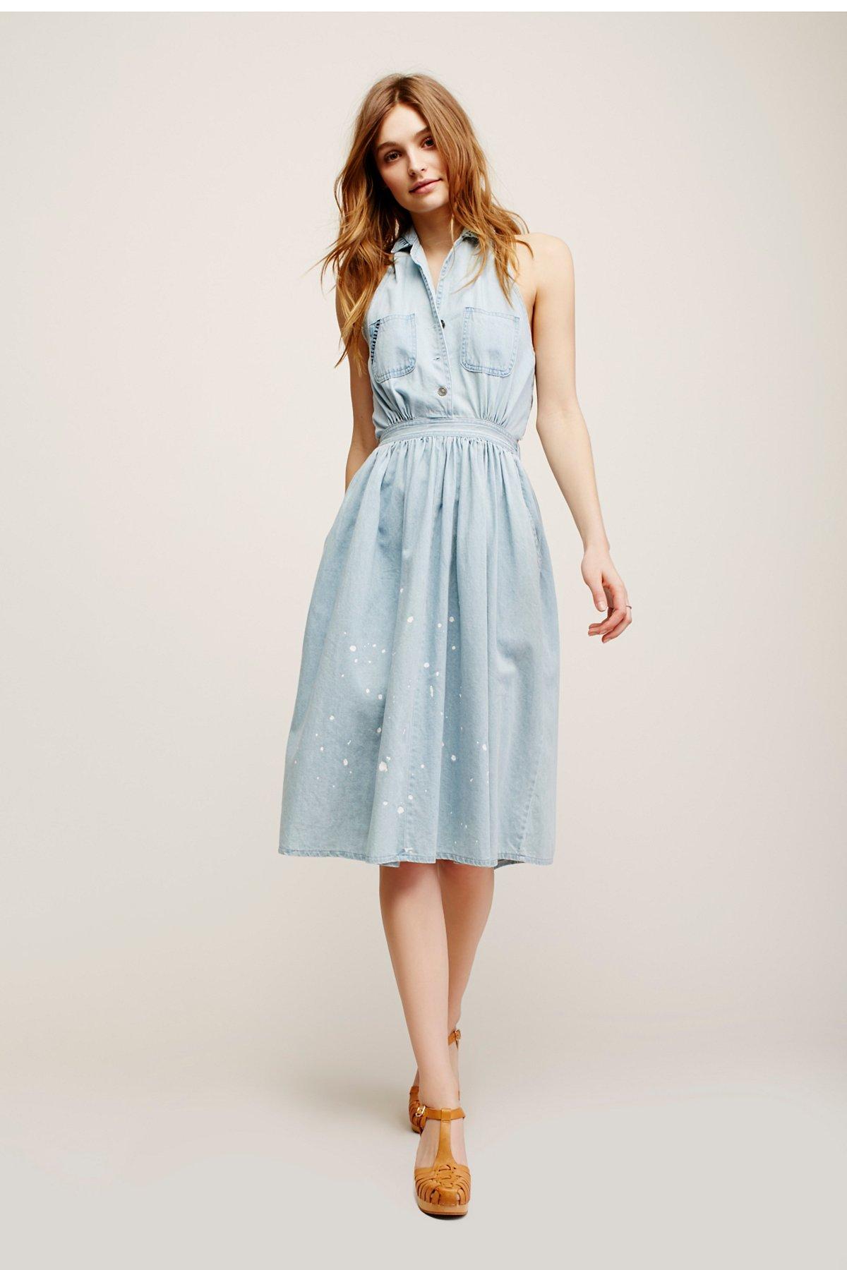 St Bleu Swoon Dress