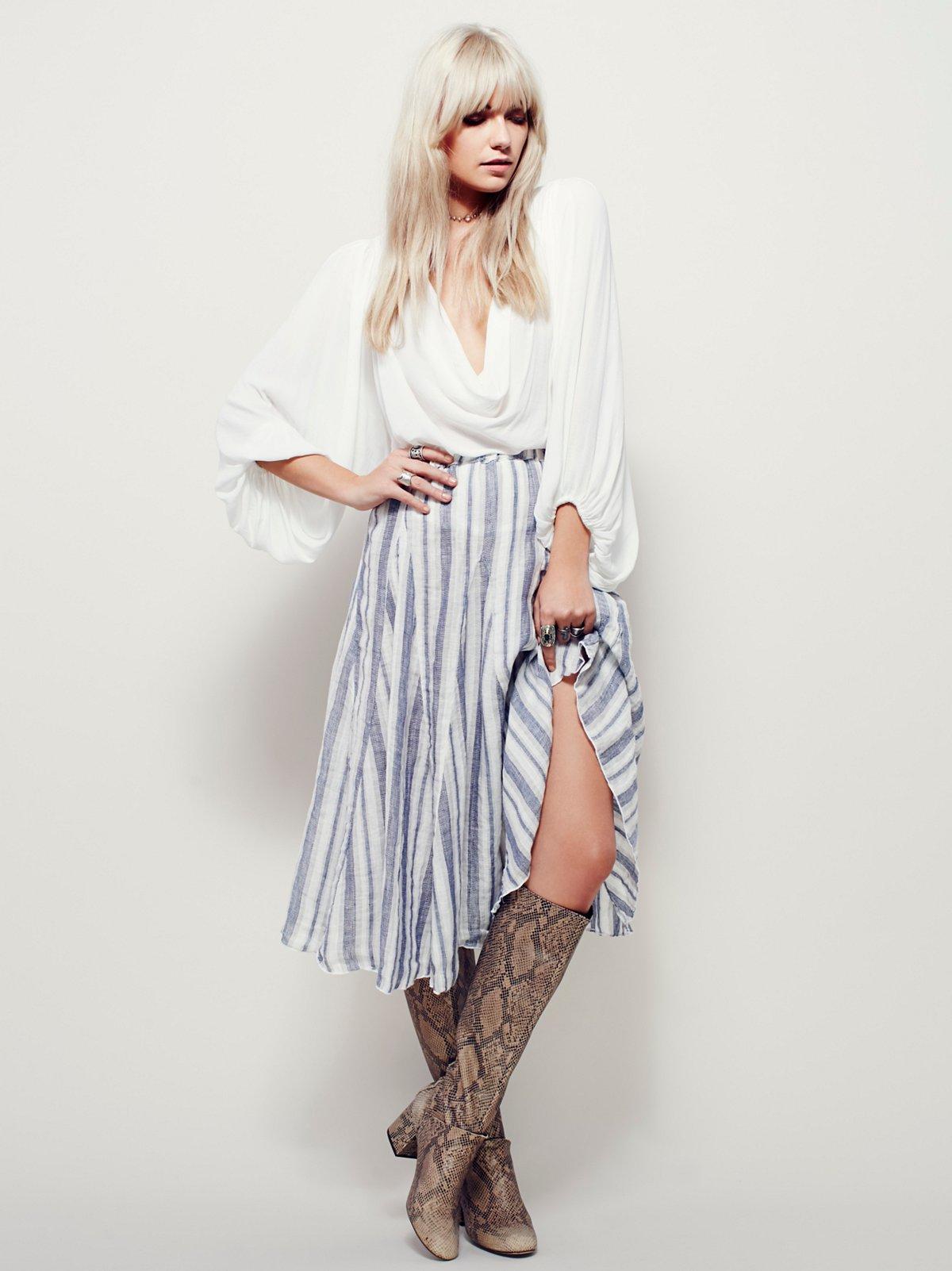 Fanny Midi Skirt