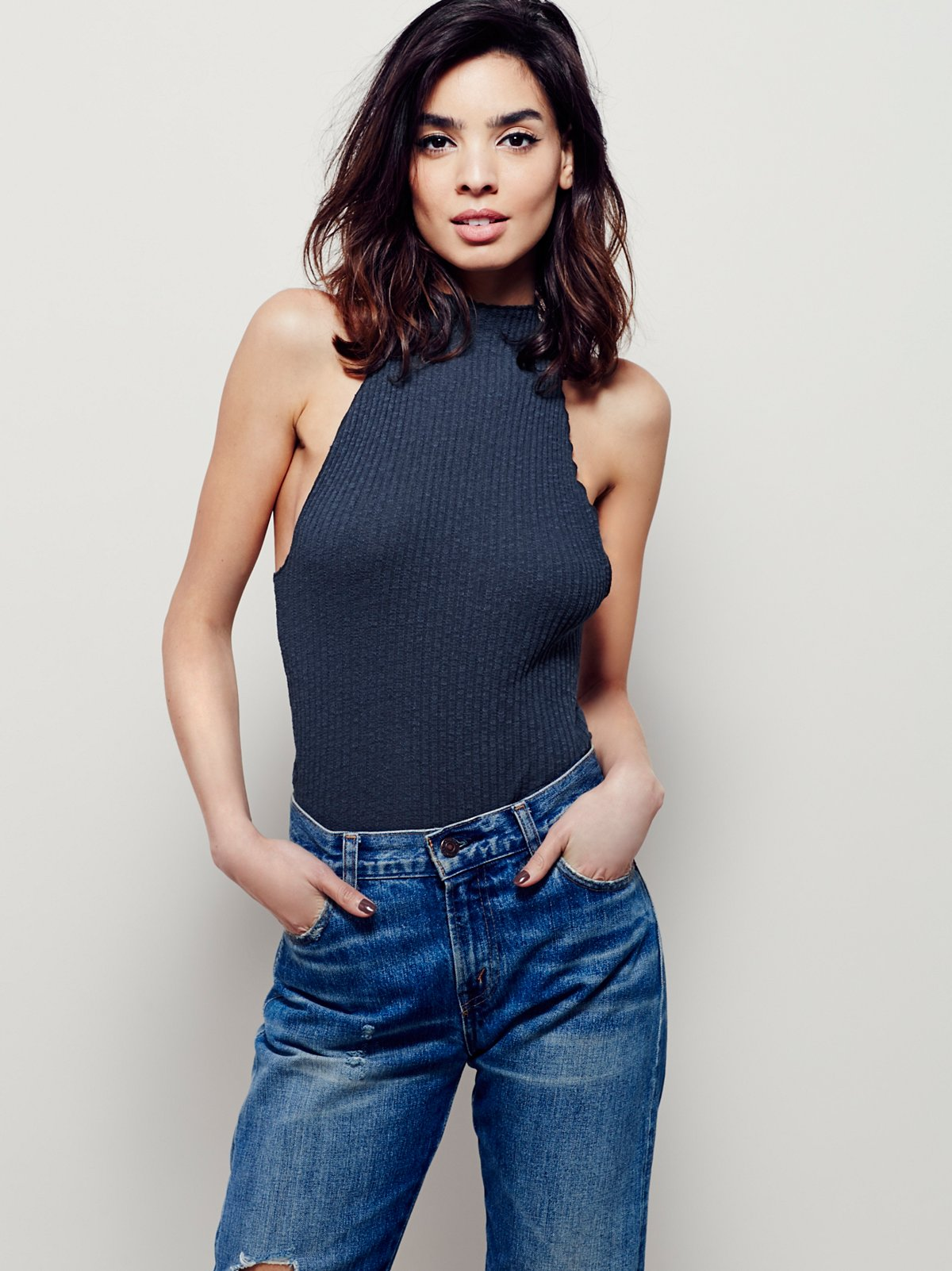 Funnel Neck Cami